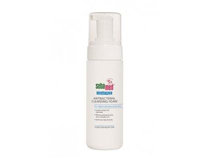 Antibakteriální čistící pěna Clear Face (Antibacterial Cleansing Foam) 150 ml