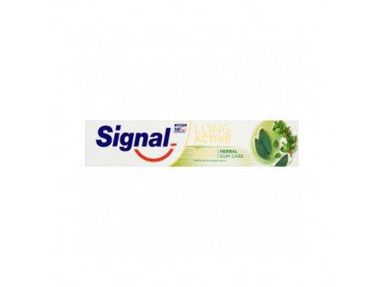 Zubní pasta s olejem ze šalvěje a tymiánu Herbal Gum Care 75 ml