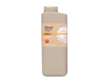 Tělové mléko s vitamínem B Mandle & ořechy (Body Milk) 400 ml