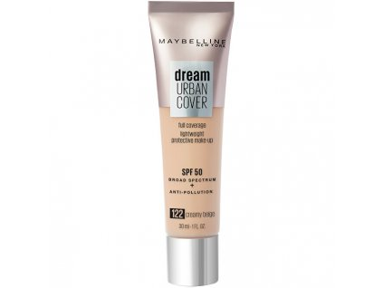 Lehký make-up Dream Urban Cover SPF 50 (Full Coverage Lightweight Protective Make-Up )30 ml