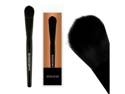 Kosmetický štětec make-up PRO (Brush Foundation F101)