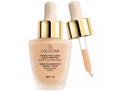 Tekutý make-up se sérem pro vzhled nahé pleti (Serum Foundation Perfect Nude) 30 ml