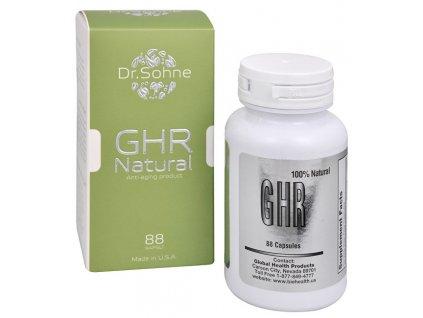 GHR Natural 88 kapslí