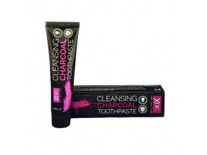 Bělicí zubní pasta s aktivním uhlím Charcoal (Cleansing Toothpaste) 100 ml