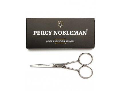 Nůžky na vousy a knír (Beard & Moustache Scissors)