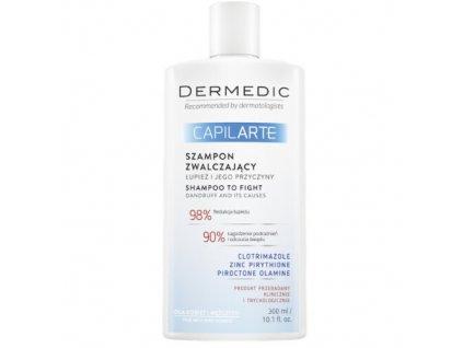 Šampon proti lupům Capilarte 300 ml