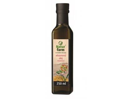Sezamový olej 0, 25 l