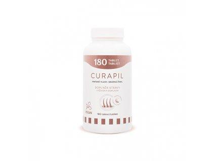 Doplněk stravy pro podporu růstu vlasů 180 tablet