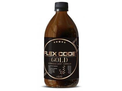Flex Code Gold 500 ml - kloubní výživa