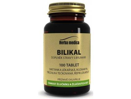 Bilikal 50g - podpora žlučníku 100 tablet