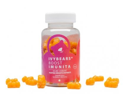 IvyBears - Boost Imunita 60 ks