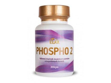 PHOSPHO 2 - podpora paměti, 30 tablet