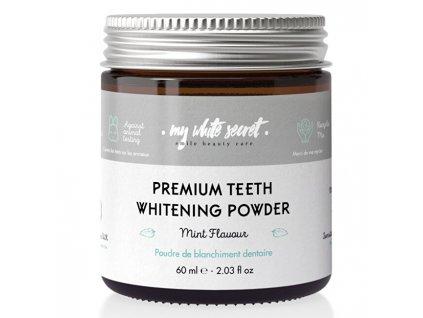 Pudr pro bělení zubů (Whitening Powder) 60 ml