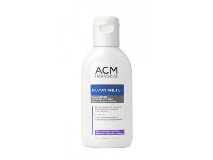 Šampon proti lupům Novophane DS (Anti-Dandruff Shampoo) 125 ml