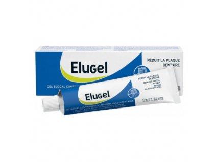 Antibakteriální ústní gel Elugel 40 ml