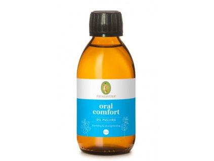 Olej na ústní hygienu BIO Oral Comfort (Oil Pulling) 200 ml