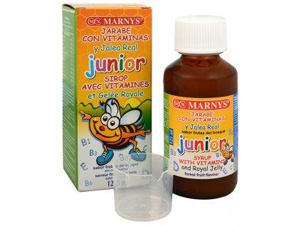 Junior sirup 125 ml