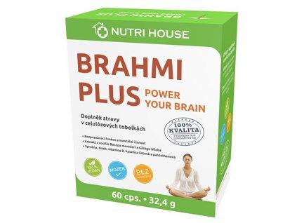 Brahmi Plus 60 kapslí