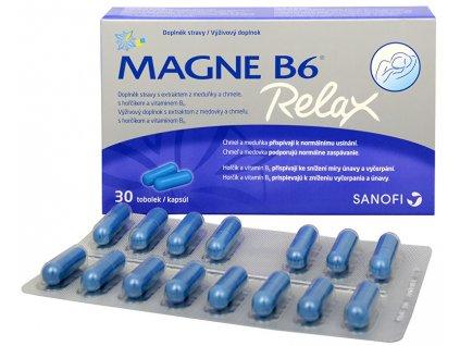 Magne B6 Relax 30 tobolek