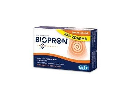 Biopron9 30 tob. + 10 tob. ZDARMA