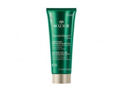 Krém na ruce proti stárnutí pokožky a pigmentovým skvrnám Nuxuriance Ultra (Anti-Dark Spot And Anti-Aging Hand Cream) 75 ml
