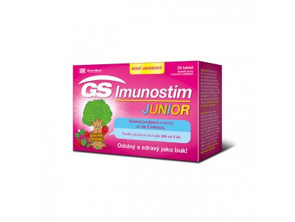 GS Imunostim Junior 20 tbl.