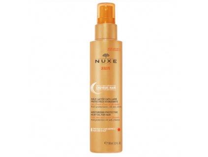 Hydratační mléčný olej na vlasy Sun (Moisturising Protective Milky Oil For Hair) 100 ml