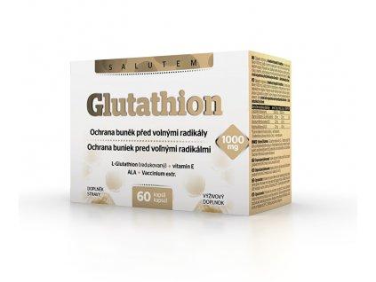 Glutathion 1000 mg 60 kapslí