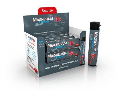 Magnesium Chelate 375 mg + B6 10 x 25 ml