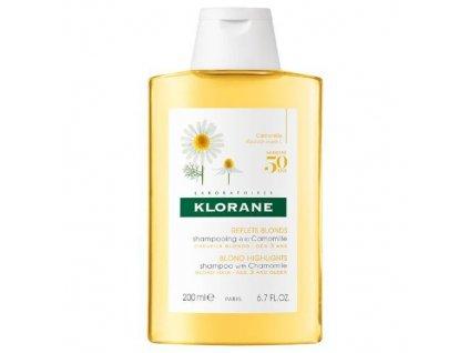Šampon pro blond vlasy Heřmánek (Blond Highlights Shampoo Wiht Chamomile)