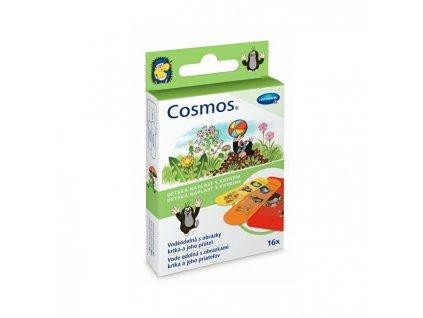 Cosmos dětská náplast s krtkem 16 ks