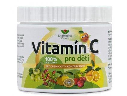 Vitamín C pro děti 250 g