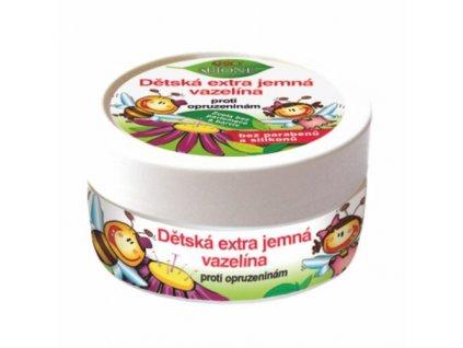 Dětská extra jemná vazelína proti opruzeninám 155 ml