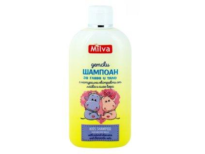Šampon dětský 200 ml