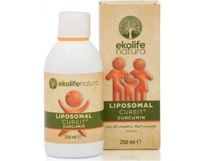 Liposomal CureIt® Curcumin 250 ml