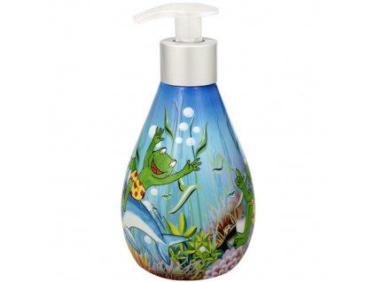 Tekuté mýdlo pro děti v dávkovači 300 ml