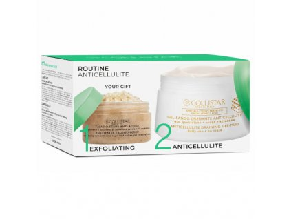 Kosmetická sada proti celulitidě Special Perfect Body Anticellulite Draining Gel-Mud