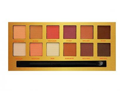 Paletka očních stínů Life`s A Peach (Eye Colour Palette) 9,6 g