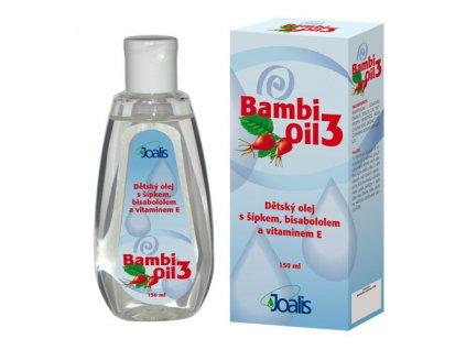Joalis Bambi Oil 3 150 ml