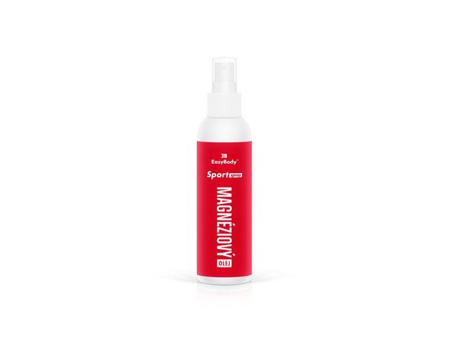 EasyBody Magnéziový Olej Sport Spray 150ml
