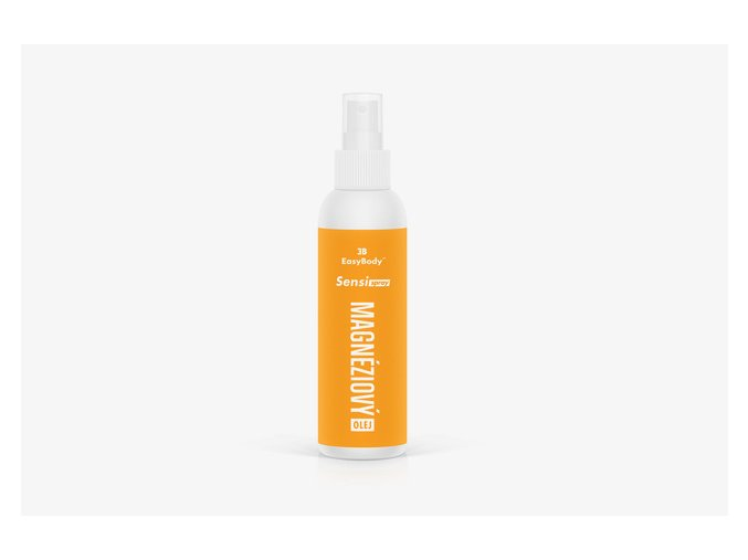 EasyBody Magnéziový Olej Sensi Spray 150ml