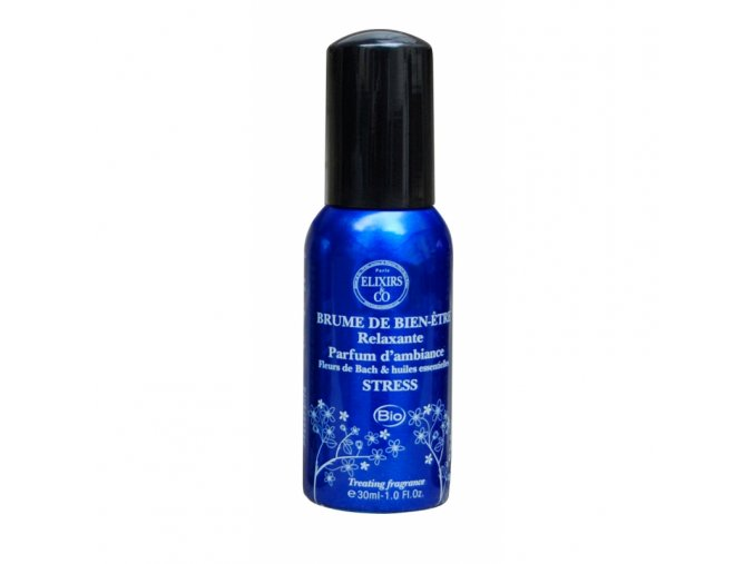 Bio Bachovky AURA parfém Stres 30 ml