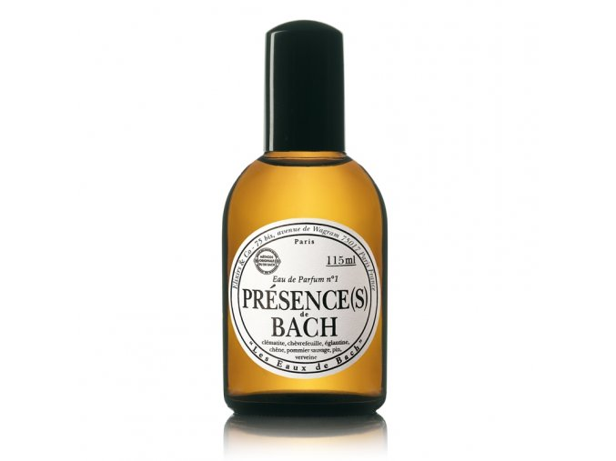 Bio Bachovky Eau de parfum - přírodní parfém Harmonie/Présence(s) 115 ml