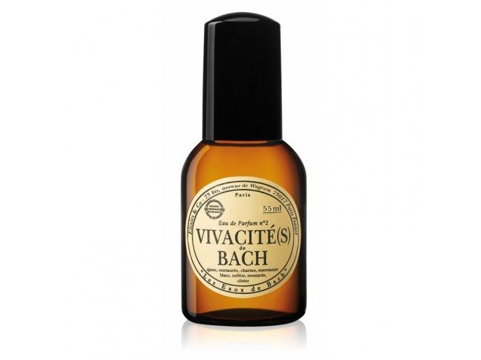 Bio Bachovky Eau de parfum - přírodní parfém Energie/Vivacité(s) 55 ml