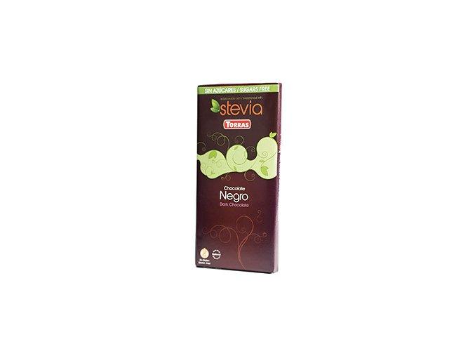 Torras čokolada stevie Negro 100g