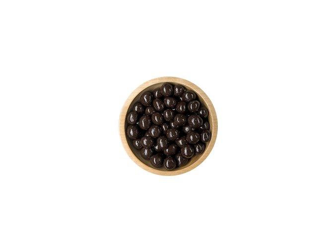 Diana Lísková jádra v polevě z hořké čokolády 100g