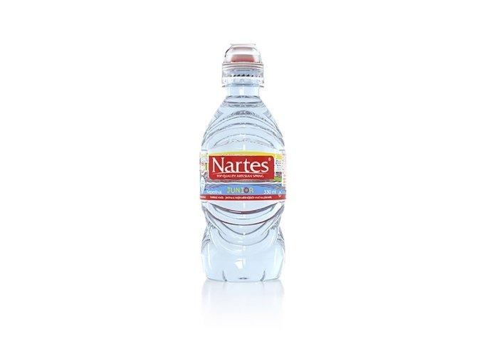 Nartes Junior pramenitá voda 330ml neperlivá