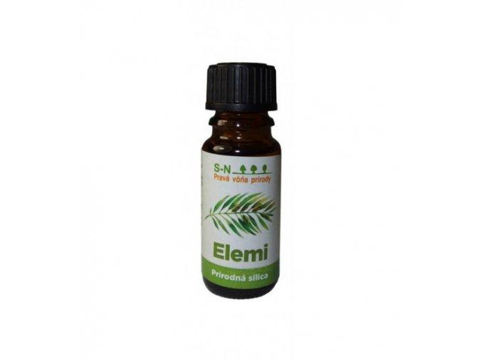 Slownatur Elemi éterický olej 10 ml