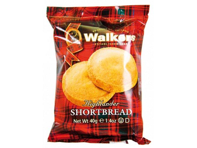Walkers Highlander Shortbread
