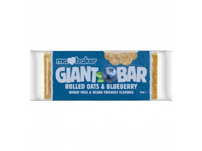Giant Bar borůvka 90g Ma Baker